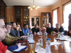 Научная конференция в Доме Плеханова