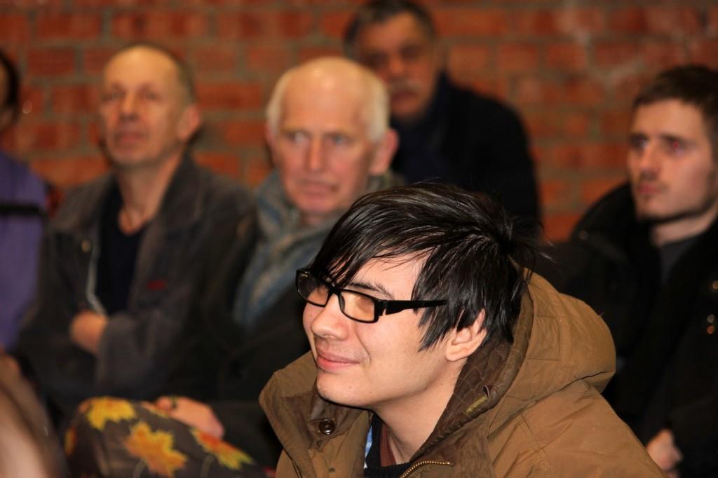 Активист ЛевСД и РСДСМ