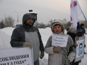 Анатолий Свечников и Анна Пастухова