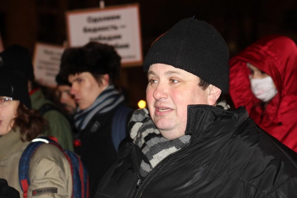Активист ЛевСД